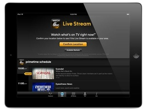 Disney to allow livestreaming of broadcast content on iOS devices