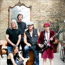 AC/DC:n musiikkia myytiin luvatta netissä