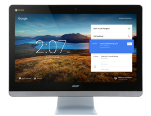 Google unveils Chromebase all-in-one for businesses