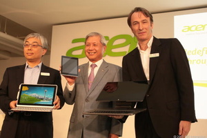 Acer's struggles leads to ouster of CEO, President
