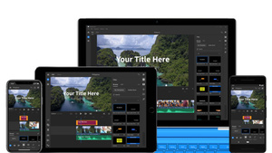 Adobe's Project Rush is an all-in-one, cross-device video editing app