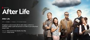 Tässä kaikki palaavat Netflix-sarjat: Ricky Gervaisin After Life, Nailed It!, Money Heist...