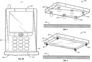 Amazon CEO patents smartphone air bags