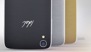 Alcatel shows off nice spec phablet for $249 unlocked