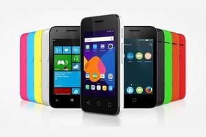 New Alcatel Pixi 3 smartphone runs Android, Windows and Firefox OS