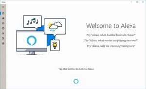 Amazon releases Alexa app for Windows 10