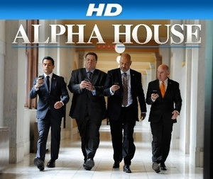 Alpha House, Betas and three children's shows will be first Amazon original series