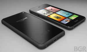 Report: Amazon's new smartphone to be an AT&T exclusive
