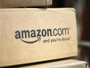 Amazon posts another quarterly loss but sales continue strong growth