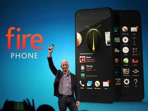 Amazon's first smartphone, the Fire Phone, is here and it's truly innovative