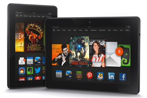Amazon introduces new Kindle HDX tablets and new 'Mayday' tech support feature
