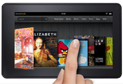 Amazon preparing 10-inch Kindle Fire?