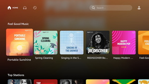 Amazon Music available for Android TV, Google TV