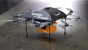 Amazon says drone deliveries a possibility once FAA approval is secured