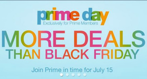 Amazon starts new 'Prime Day' full of deals to celebrate 20th anniversary