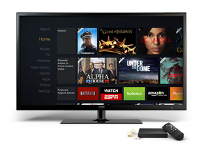 Introducing Fire TV, Amazon's powerful $99 set-top box