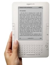 Amazon Kindle 2 is big seller
