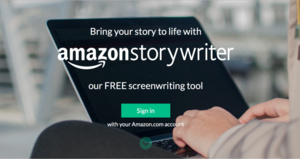 Amazon Studios launches free cloud software for screenwriters
