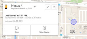 New 'Android Device Manager' will help you find your lost phone