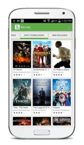 """""""Piraattien Netflix"""" saapui myös Androidille"""