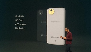 Google I/O 2014: Android One program will help OEMs with cheaper Android reference devices