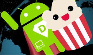 Popcorn Time voor Android beta 2.0 met Chromecast-functie