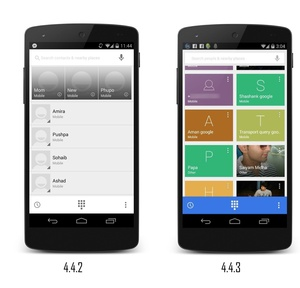 Android 4.4.3 continues roll out to Nexus, Google Play devices and now Moto devices