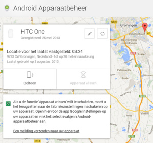 Android Apparaatbeheer nu live