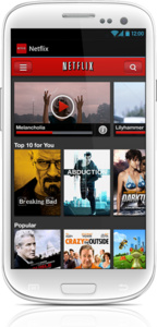 Netflix brings 'new experience' to Android