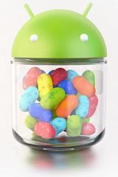 Google rolt Jelly Bean uit voor Nexus-toestellen