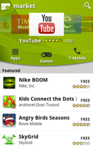 Android Market gets makeover