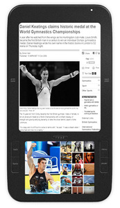 Spring Design launches Android-based e-reader