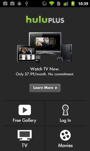 Hulu Plus now available for Android devices