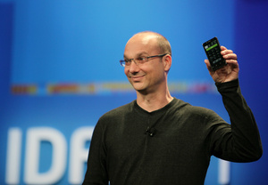Andy Rubin; co-founder of Android, preparing to leave company