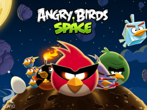 Grote update voor de Angry Birds