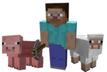 Minecraftia myyty miljoona kappaletta