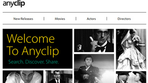 Warner makes movie clips available on AnyClip