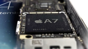 Report: Apple to cut Samsung's share of iOS chip production