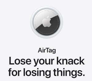 Apple's luxury luggage tag costs $449