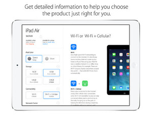 Apple Store gets its own dedicated app for iPad