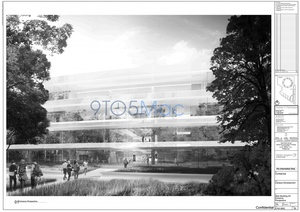 New images revealed of upcoming Apple 'spaceship' campus