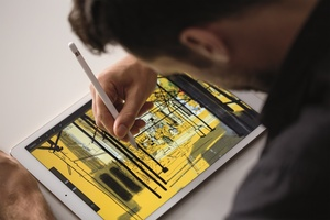 12.9-inch iPad Pro goes on sale online this Wednesday