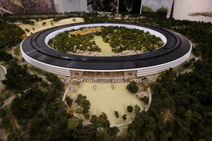 Apple 'spaceship' Campus 2 gets final approval