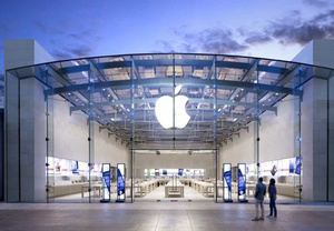 Apple extends their store closing indefinitely