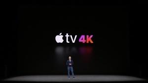 Apple esitteli uuden Apple TV 4K:n, tarkempi kuva ja kauko-ohjaimella pelattavat pelit