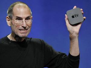 Report: Steve Jobs actually thought HDTVs were a terrible idea
