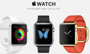 Apple confirms Watch to go on pre-sale at midnight Pacific time on April 10th
