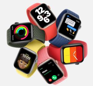 Apple's new cheaper smartwatch is Apple Watch SE