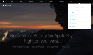 Apple revamps website, integrates store