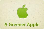 Apple lupaa vihreämpää tulevaisuutta